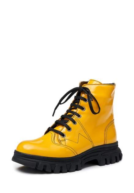 Ботинки женские Pierre Cardin 710019740, желтый