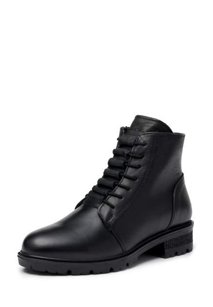 Ботинки женские Alessio Nesca TR-DR-2320 черные 39 RU