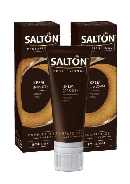 Крем для обуви SALTON Professional в тубе бесцветный 75 мл (набор из 2 штук)