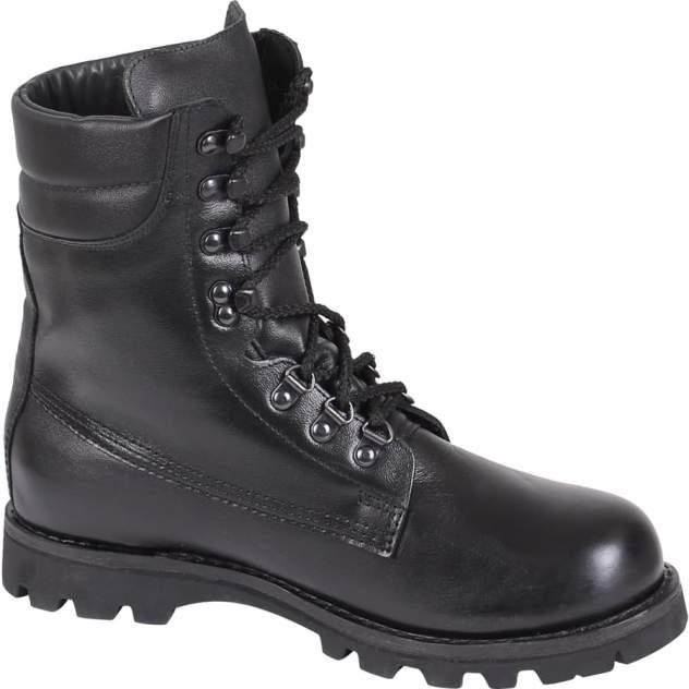 Ботинки Сплав Англия зимние, черные, 47 RU