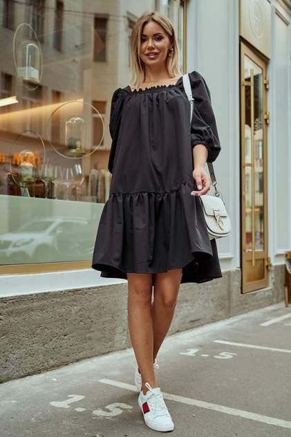Женское платье AVEMOD AV 977, черный