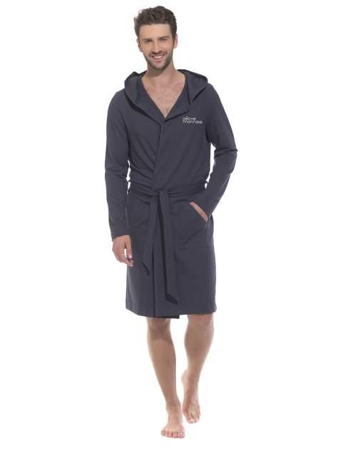 Домашний халат мужской Peche Monnaie Sport's Idol серый L