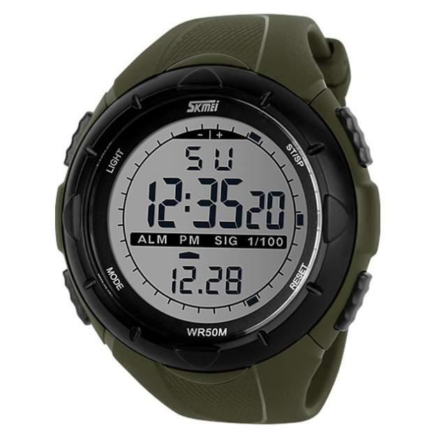 Наручные часы кварцевые мужские SKMEI 1025