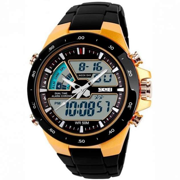 Наручные часы кварцевые мужские SKMEI 1016