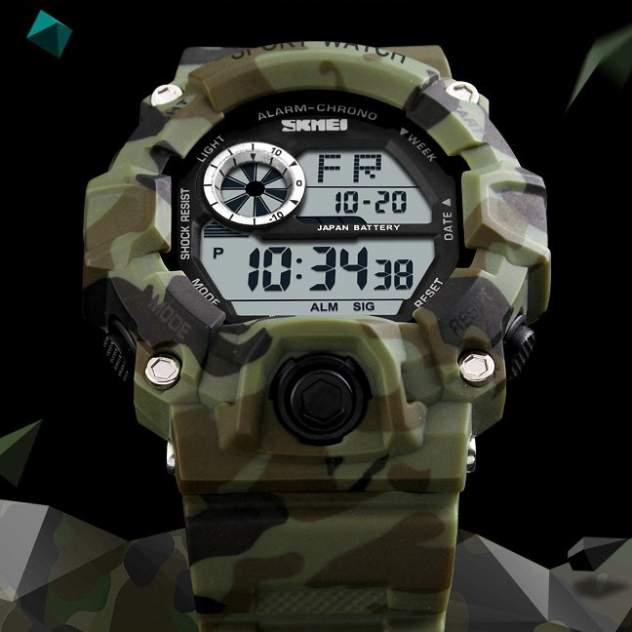 Наручные часы кварцевые мужские SKMEI 1019