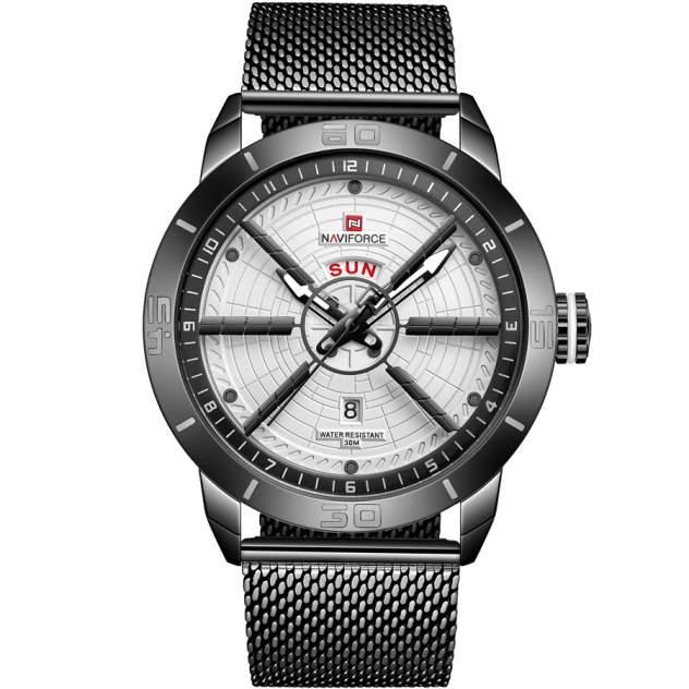 Наручные часы кварцевые мужские Naviforce NF9155
