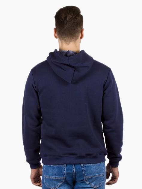 Толстовка мужская Dairos GD69300728 синяя 3XL