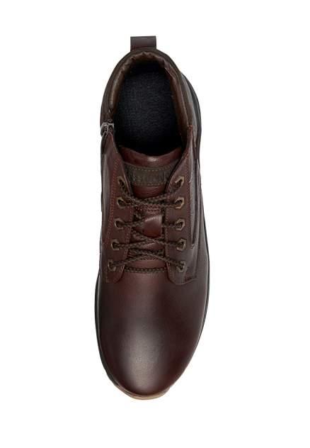 Ботинки мужские Alessio Nesca 35-50123-34 коричневые 43 RU
