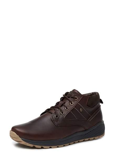 Мужские ботинки Alessio Nesca 118090, коричневый