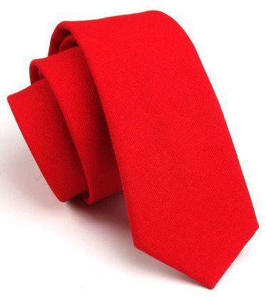 Галстук мужской 2beMan G99 красный