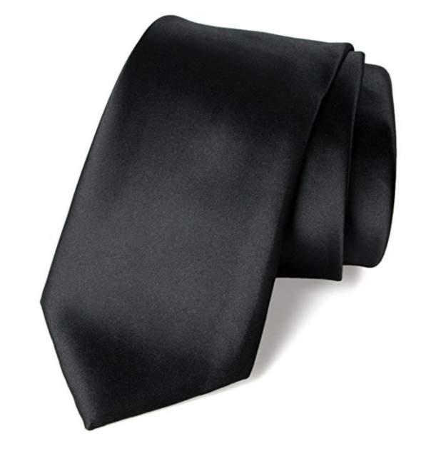 Галстук мужской 2beMan G257 черный