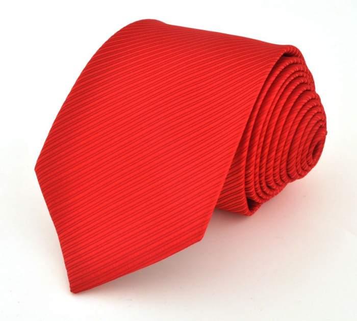 Галстук мужской 2beMan G242 красный