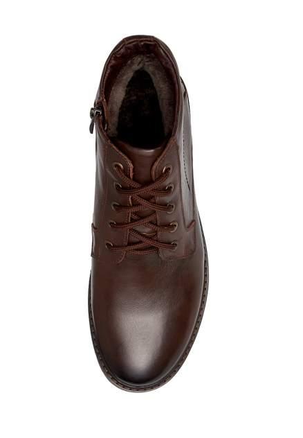Ботинки мужские Alessio Nesca 5-462-300-2 коричневые 45 RU