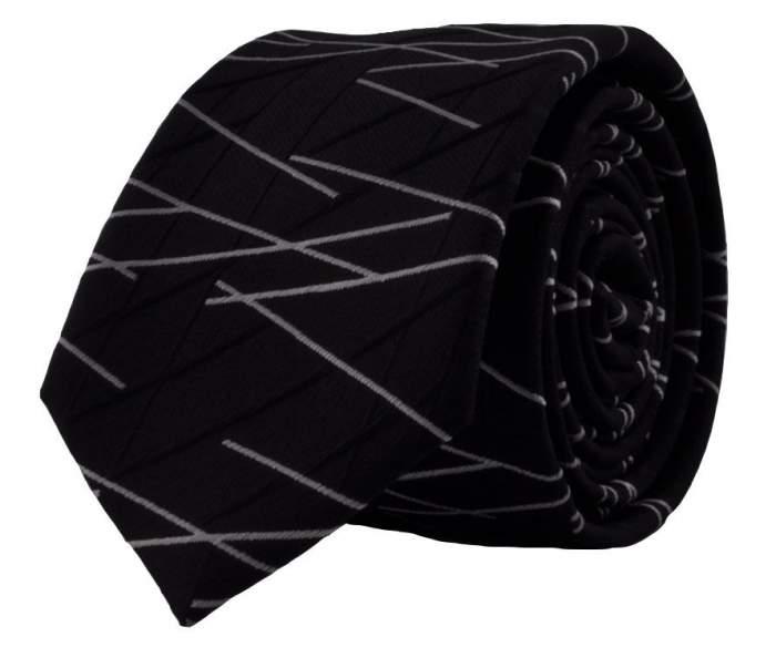 Галстук мужской 2beMan G151 черный