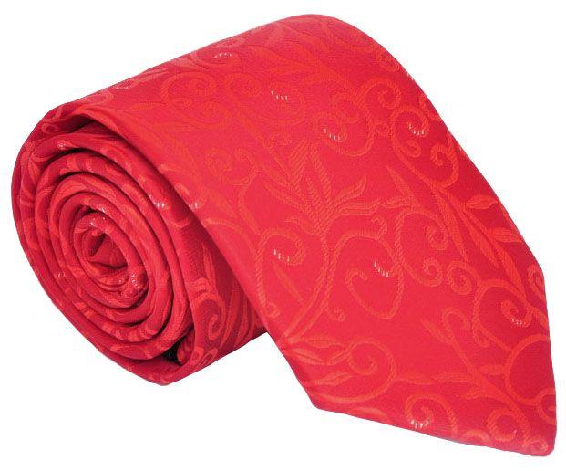 Галстук мужской 2beMan G136 красный