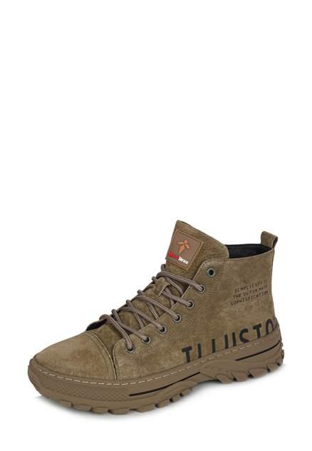 Мужские ботинки Alessio Nesca 710019442, хаки