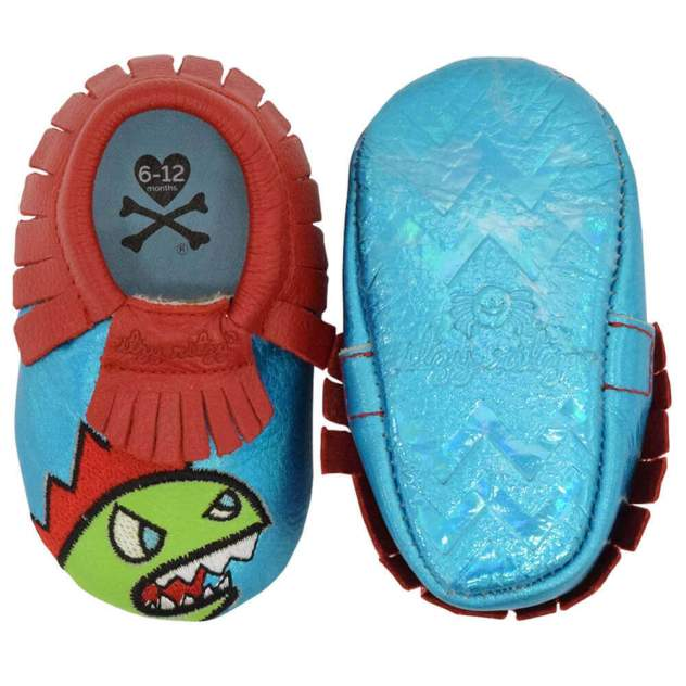 Пинетки Itzy Ritzy Kaiju, размер 17