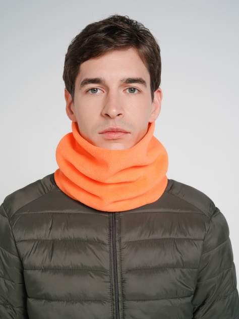 Шарф-воротник мужской ТВОЕ A6706 оранжевый