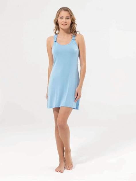 Домашнее платье женское BlackSpade BS6017 голубое S