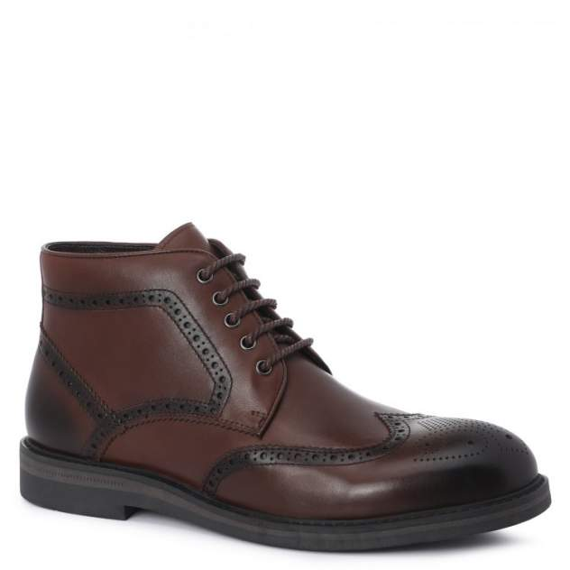 Мужские ботинки Abricot SH833-7-1HT05_К_деми, коричневый