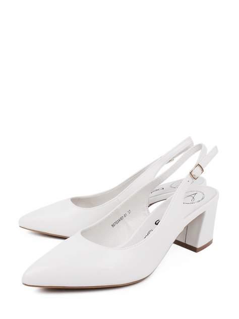 Туфли женские Betsy 907034-07 белые 37 RU