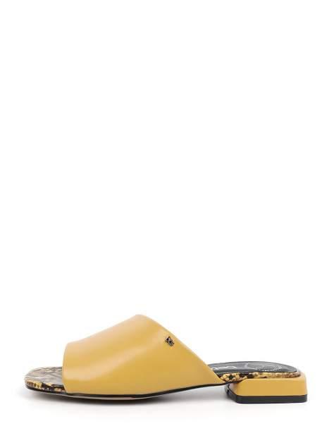Сабо женские Betsy 907019-01 желтые 36 RU
