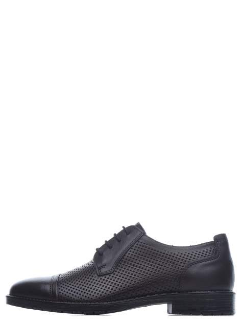 Туфли мужские Longfield 905-222-N2L коричневые 41 RU