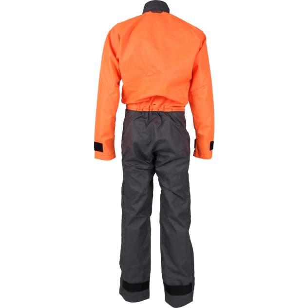 Спелеокомбинезон light - Cordura® 500 серо-оранжевый 48-50/170-176