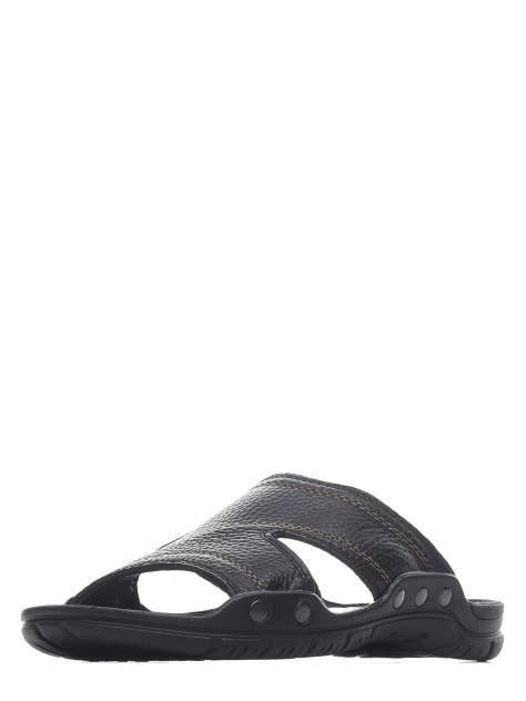 Сабо мужские Longfield 900-232-AG1C черные 42 RU