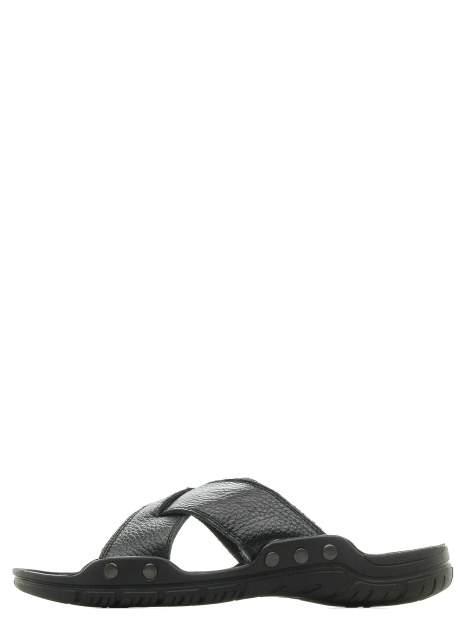 Сабо мужские Longfield 900-228-AG1C черные 44 RU