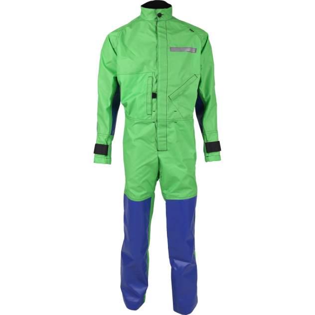 Спелеокомбинезон - Cordura® 500 зелено-синий 60-62/182-188
