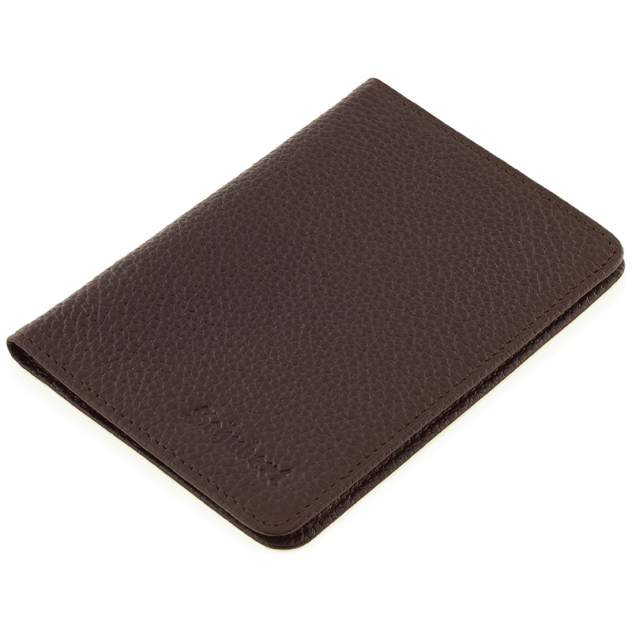 Обложка для паспорта мужская Schubert o010-402 коричневая
