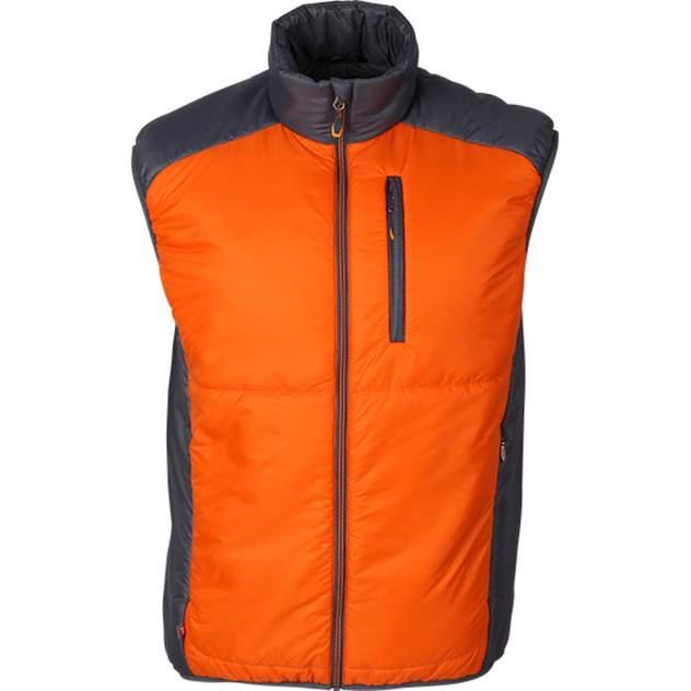 Жилет Ares мод.2 оранжевый/серый Primaloft 44-46