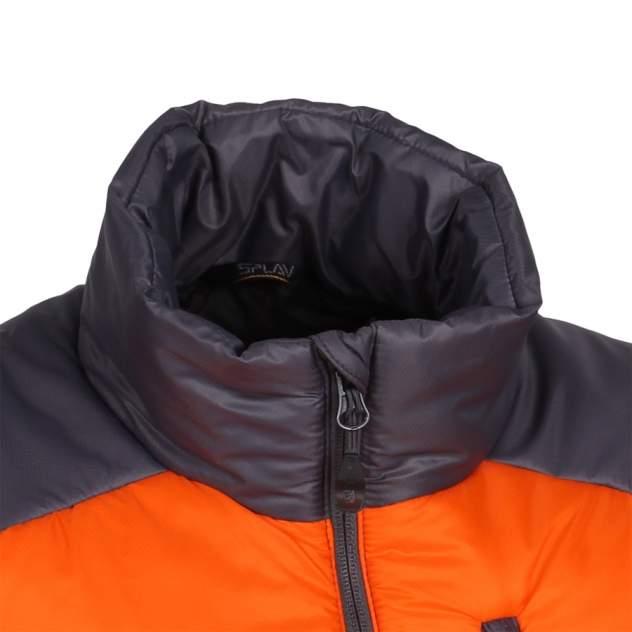 Жилет Ares мод.2 оранжевый/серый Primaloft 40-42