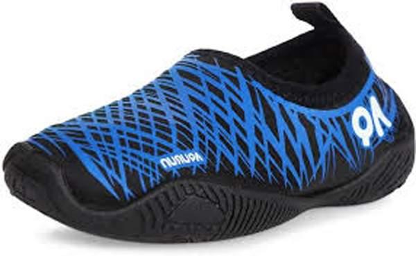 Aqurun тапки Aqua Shoes (35,5, Синий/Черный)