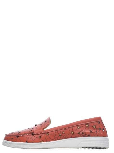 Слипоны женские Longfield 415120 красные 36 RU