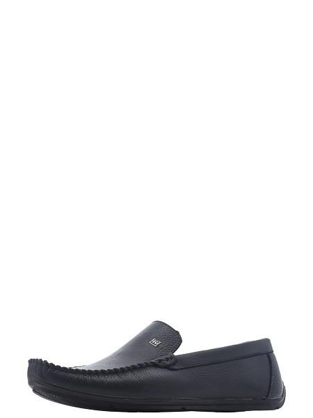 Мокасины мужские Longfield 310-002-D3C (20) синие 47 RU