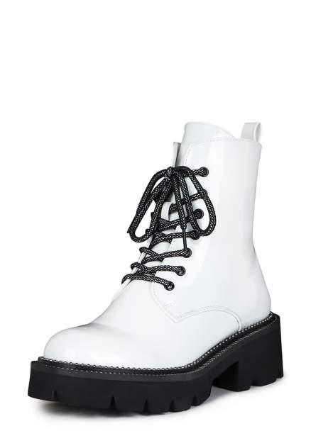 Ботинки женские T.Taccardi YYQ20W-78B белые 38 RU