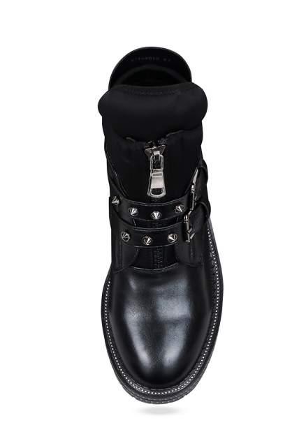 Ботинки женские T.Taccardi YYQ20W-63 черные 38 RU