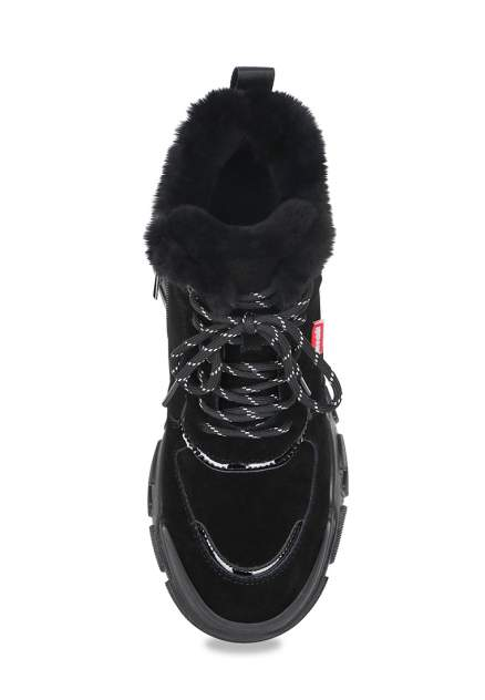 Ботинки женские Pierre Cardin JX20W-366 черные 40 RU