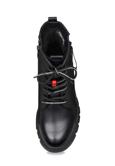 Ботинки женские T.Taccardi GZJX20W-G19 черные 39 RU