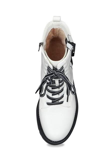 Ботинки женские T.Taccardi JX20W-223 белые 38 RU
