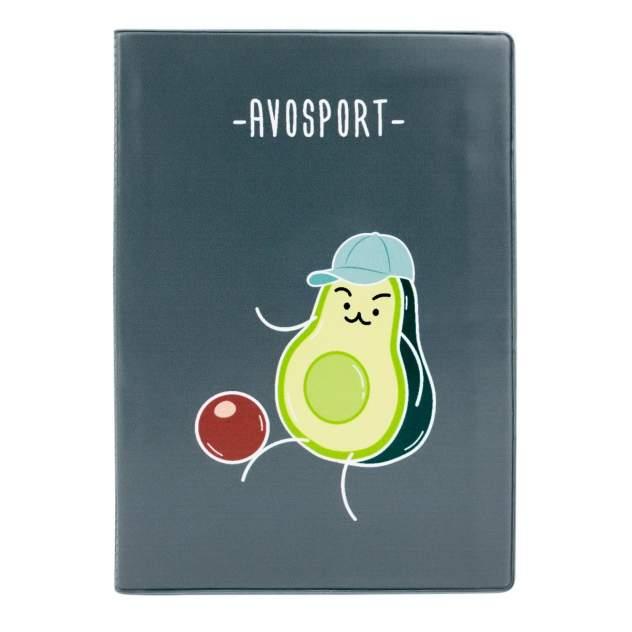 Обложка для паспорта Kawaii Factory KW064 Avosport