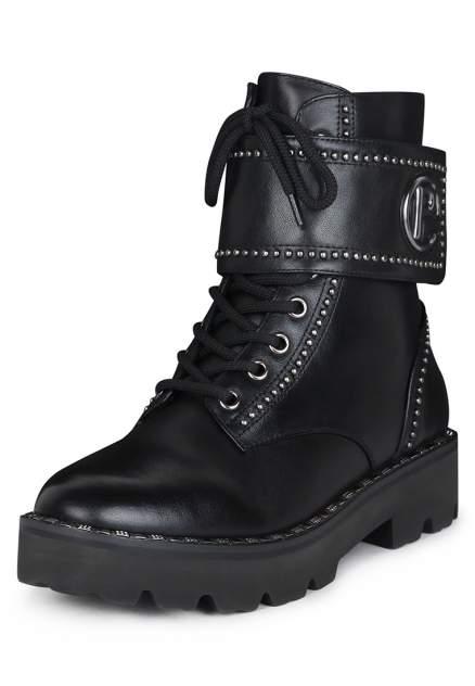 Ботинки женские Pierre Cardin JX20W-122 черные 37 RU