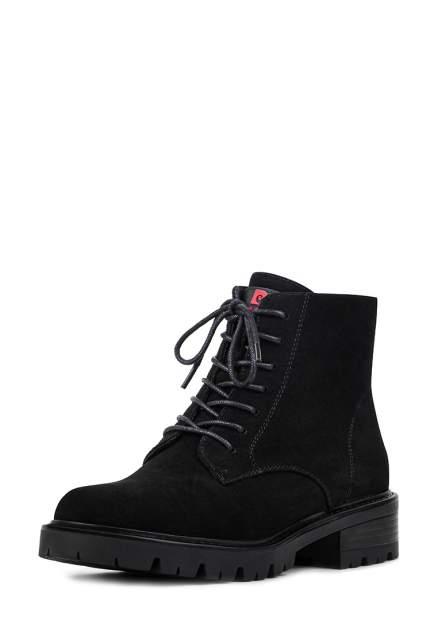 Ботинки женские Pierre Cardin 117097, черный