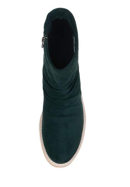 Полусапоги женские T.Taccardi YYQ20W-136 зеленые 38 RU
