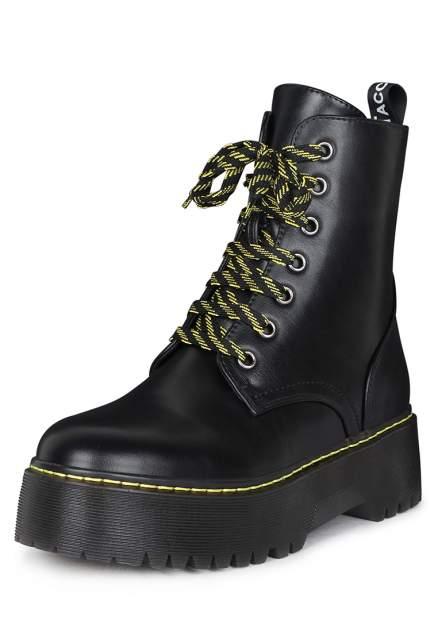 Ботинки женские T.Taccardi YYQ20W-29, черный