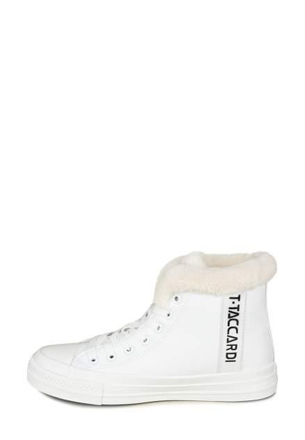 Кеды женские T.Taccardi ZY2020AW-08 белые 38 RU