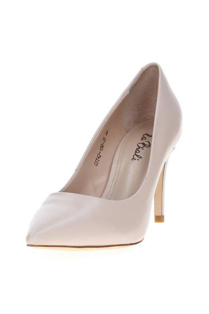 Туфли женские La Biali GST42-156-05 бежевые 36 RU