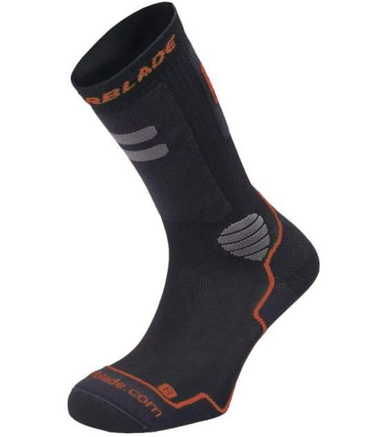 Гольфы Rollerblade High Performance Socks, black/red, S